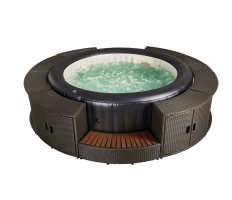 Inflatable spa Carlton Plus for 6 people