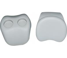 Комплект от 2 бр. облегалки за глава и 1 бр. държач за чаши
