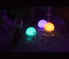 Floating LED lamp
